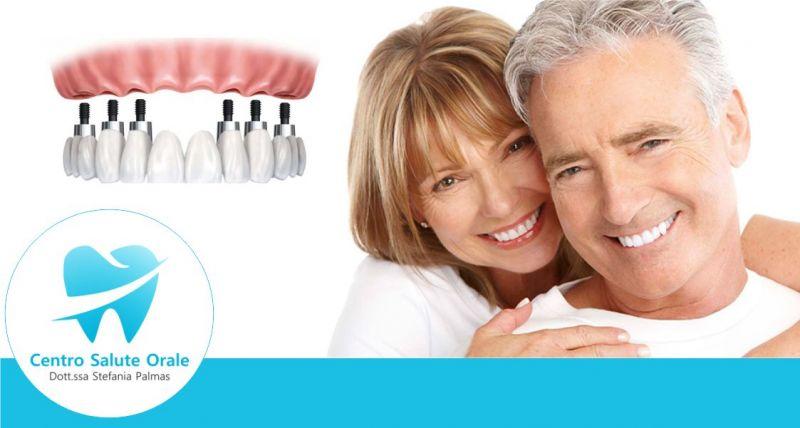 CENTRO SALUTE ORALE - offerta nuove tecniche di implantologia dentale