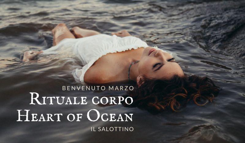 IL SALOTTINO ESTETICA FEMMINILE offerta rituale corpo heart of ocean – trattamento body