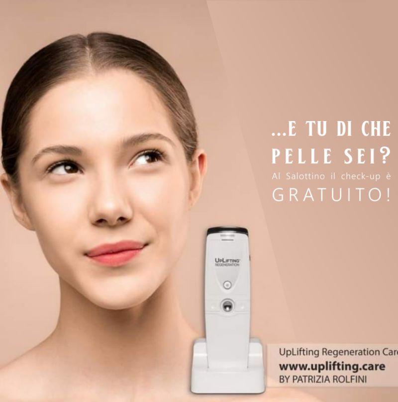IL SALOTTINO ESTETICA FEMMINILE check up pelle gratuito ottobre dermatoscopio beauty routine