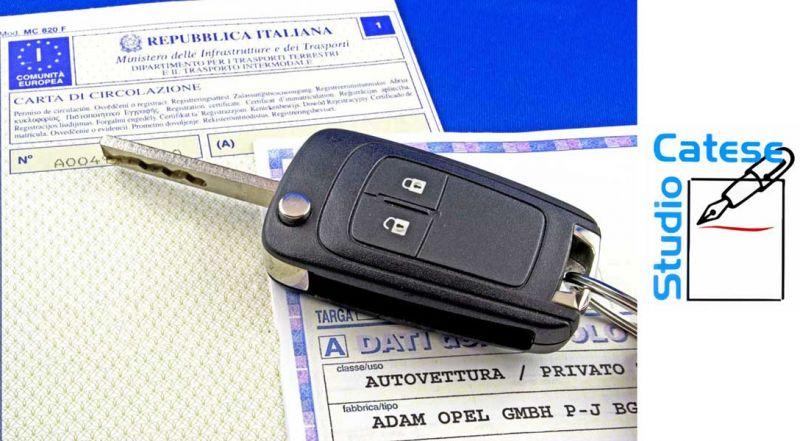 Offerta pratiche auto Aprilia - Promozione passaggi di proprieta Roma