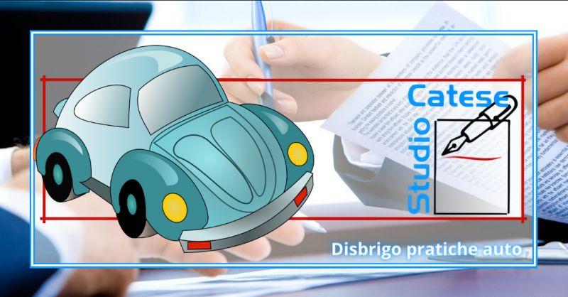 Offerta agenzia disbrigo pratiche auto roma - occasione disbrigo di pratiche auto aprilia