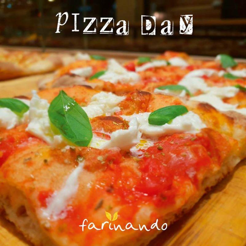 FARINANDO - offerta pizza al taglio falconara marittima