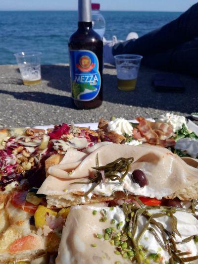 farinando offerta pizza alta digeribilita falconara marittima