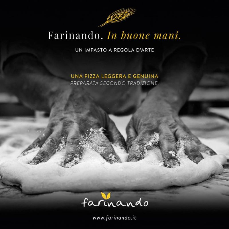 FARINANDO - offerta pizza lunga lievitazione falconara marittima