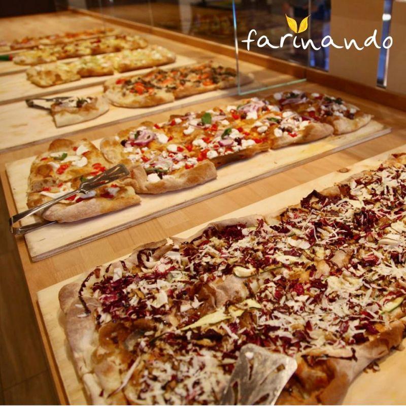 FARINANDO - offerta pizza alla pala falconara marittima