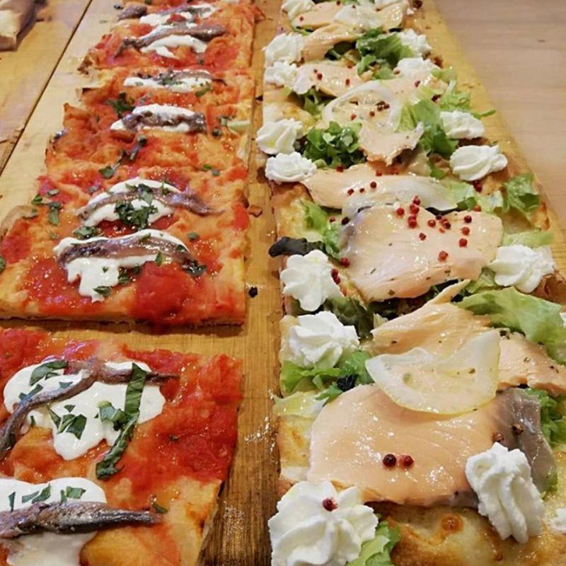 offerta pizza gourmet camerata picena - occasione pizzeria camerata picena