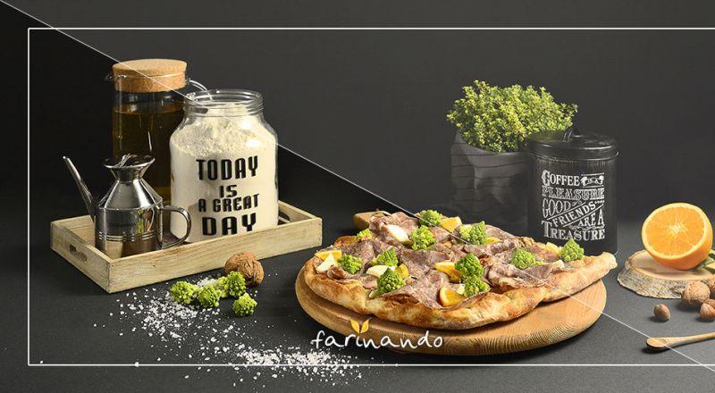 Offerta Pizza Gourmet Falconara Marittima - Occasione Pizza Alla Pala Gourmet Falconara