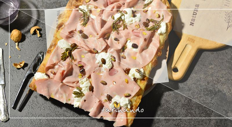 Offerta Stirata Romana Falconara Marittima - Occasione Pizza alla pala Falconara Marittima
