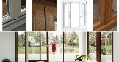 offerta serramenti e infissi in pvc firenze promozione vendita e posa in opera di finestra in pvc