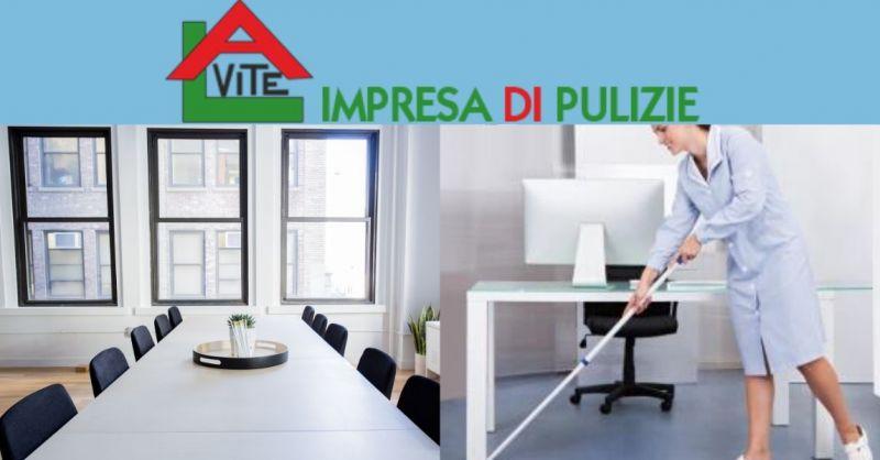 LA VITE IMPRESA DI PULIZIE - offerta ditta impresa di pulizie Lucca
