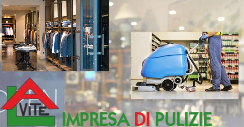 offerta pulizia negozi e attività commerciali - occasione pulizie per ambienti commerciali
