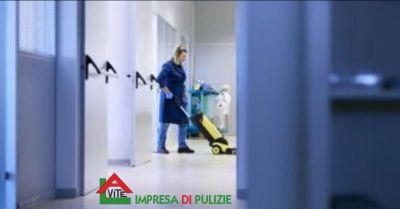 promozione pulizia con prodotti santificanti x covid 19 a norma di legge capannori impresa di pulizie la vite maria
