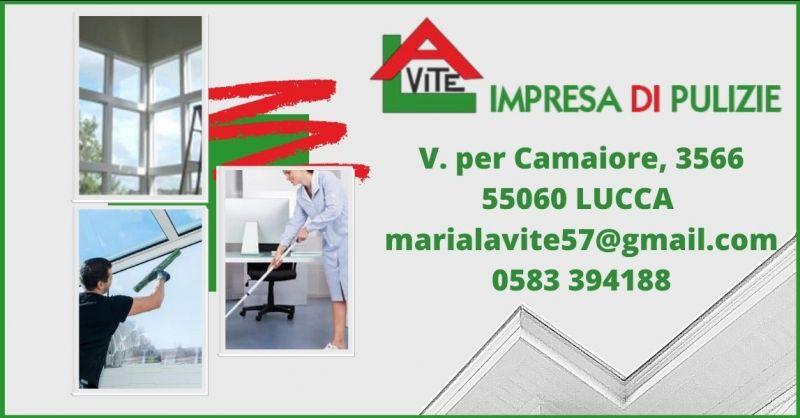 offerta impresa di pulizie Lucca - occasione pulizie uffici e attività commerciali Lucca Capannori