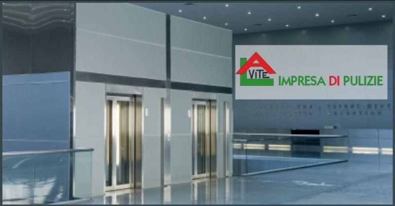 IMPRESA DI PULIZIA LA VITE - occasione pulizia ascensori e igiene ascensore Covid 19