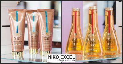 parrucchiere niko excel offerta cura dei capelli occasione capelli lucidi e morbidi massa