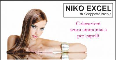 niko excel offerta tinte per capelli senza ammoniaca occasione tinte inoa massa carrara