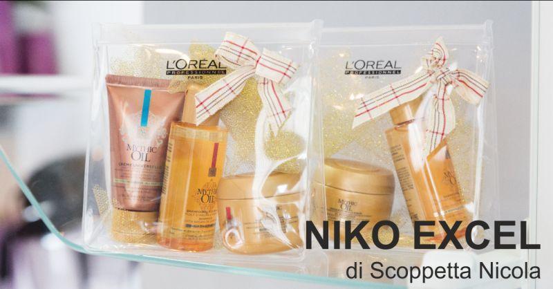niko excel offerta prodotti mythic oil loreal - occasione prodotti per capelli loreal massa