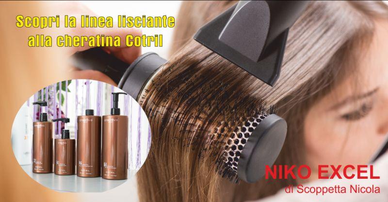 niko excel offerta trattamento cheratina cotril - occasione prodotti liscianti capelli massa