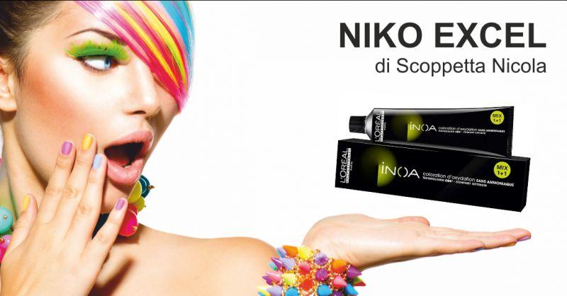 niko excel offerta colorazioni inoa loreal - occasione tinta capelli senza ammoniaca massa