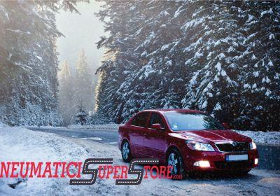 pneumatici superstore offerta gomme da neve bovisa promozione gomme invernali automobile