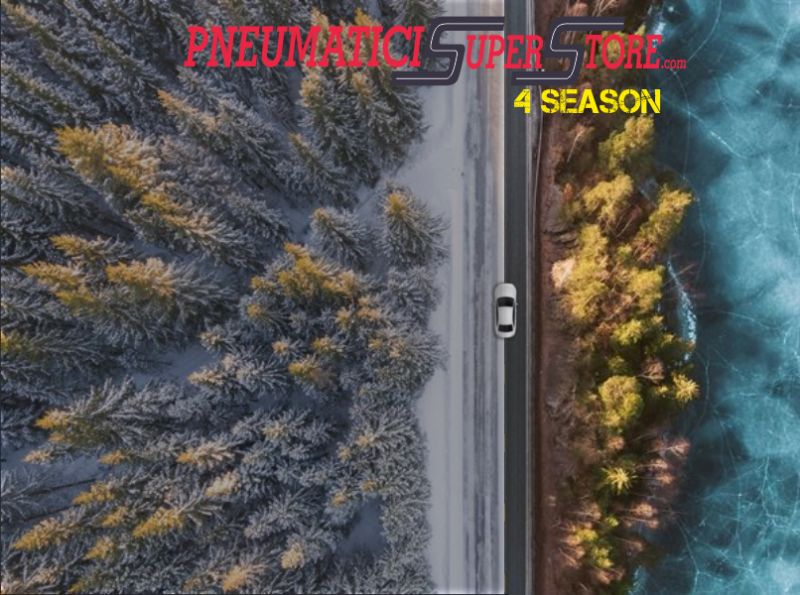 PNEUMATICI SUPERSTORE offerta gomme 4 quattro stagioni tyfoon – promozione four season tyfoon