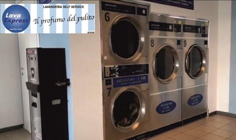 offerta lavanderia self service aperta tutti i giorni Prato - LAVA EXPRESS