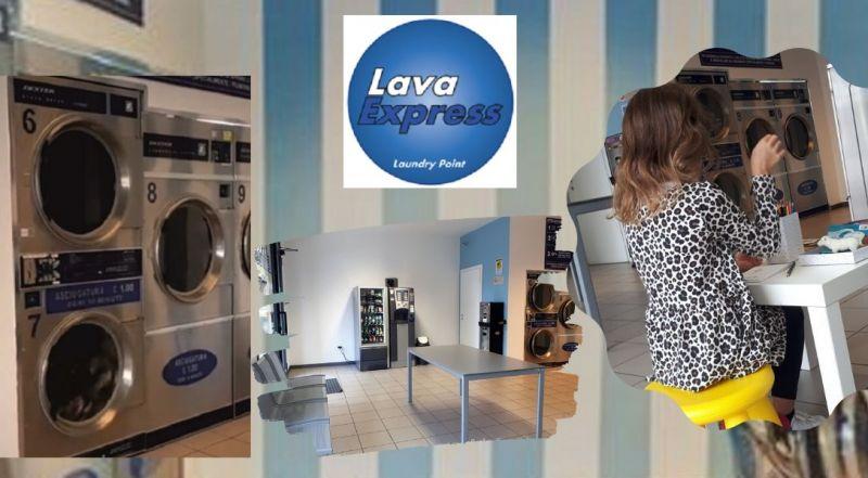 offerta lavanderia self service Prato - occasione lavanderie express e automatiche Prato