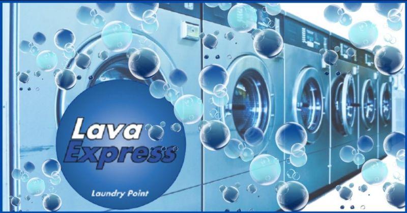 LAVA EXPRESS - offerta lavanderie self service coronavirus Prato