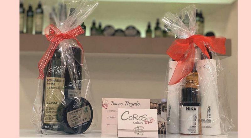 offerta idea regalo di natale  prodotti per capelli Lucca - occasione parrucchiere uomo donna Lucca
