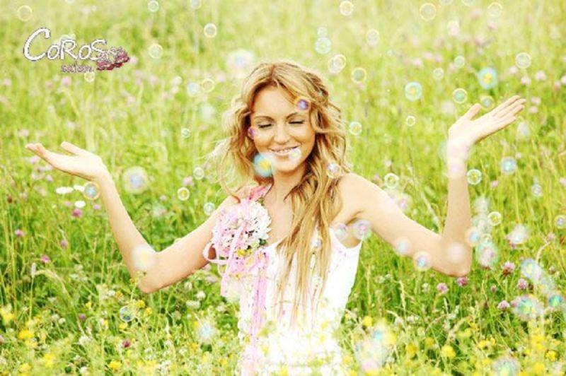 offerta trattamenti di bellezza capelli per la festa delle donne - COROS SALON
