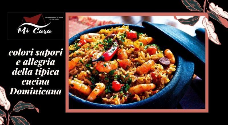 Occasione ristorante domenicano a Vercelli - -Offerta cucina con piatti tipici domenicani a Vercelli