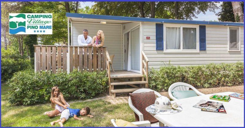 Camping Village Pino Mare - Luxusurlaub Promotionen Adriaküste Lignano Sabbiadoro Italien
