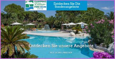 camping village pino mare urlaub am meer in der n he des besten golf clubs lignano sabbiadoro
