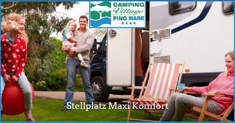 CAMPING VILLAGE PINO MARE - CAMPER UND CARAVAN CAMPINGSTELLPLÄTZE LIGNANO SABBIADORO
