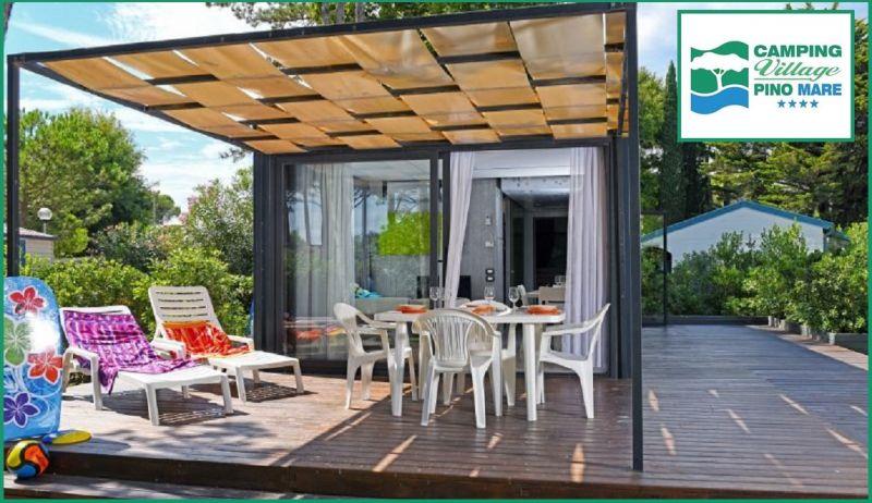 Angebot Camping am Meer mit Schwimmbad für Ihren Sommerurlaub in Lignano Sabbiadoro