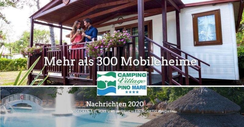 CAMPING PINO MARE - Sommerurlaub 2020 ferienwohnung Lignano Sabbiadoro Udine Italien Angebote