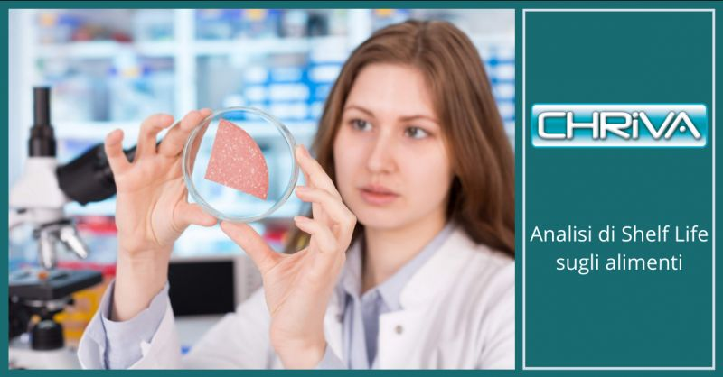 Offerta analisi laboratorio shelf life roma - occasione laboratorio di analisi alimentari roma