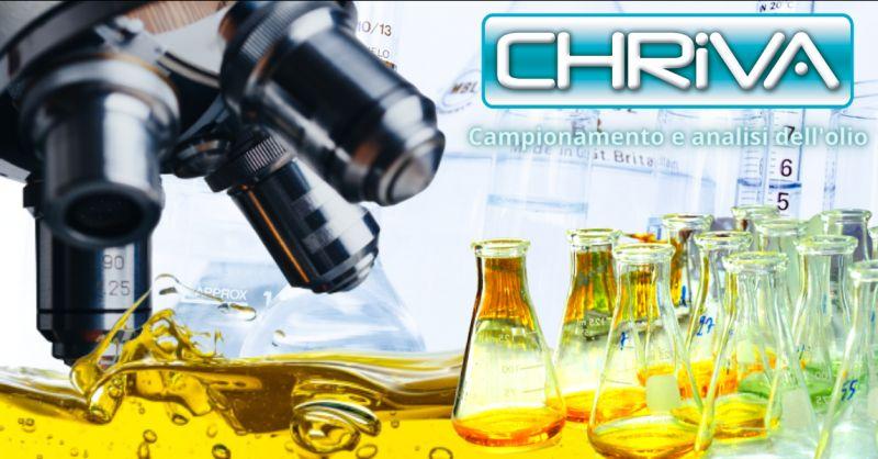 Offerta campionamento e analisi olio di frittura roma - occasione laboratorio analisi olio roma