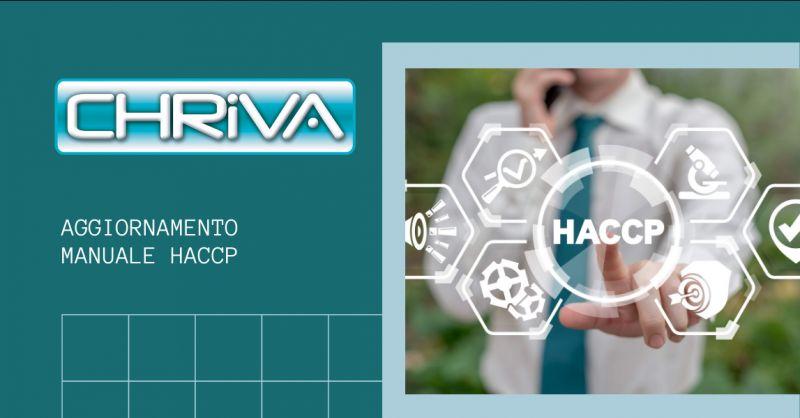 CHRIVA SRL - Offerta aggiornamento manuale HACCP Roma