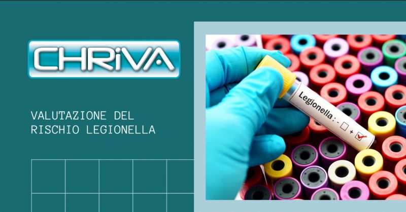 Offerta valutazione del rischio Legionella Roma - occasione analisi rischio Legionella Roma