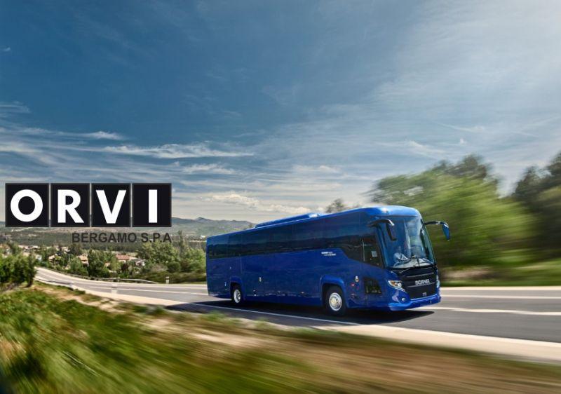 O.R.V.I. BERGAMO SPA offerta riparazione autobus  - promozione manutenzione pullman