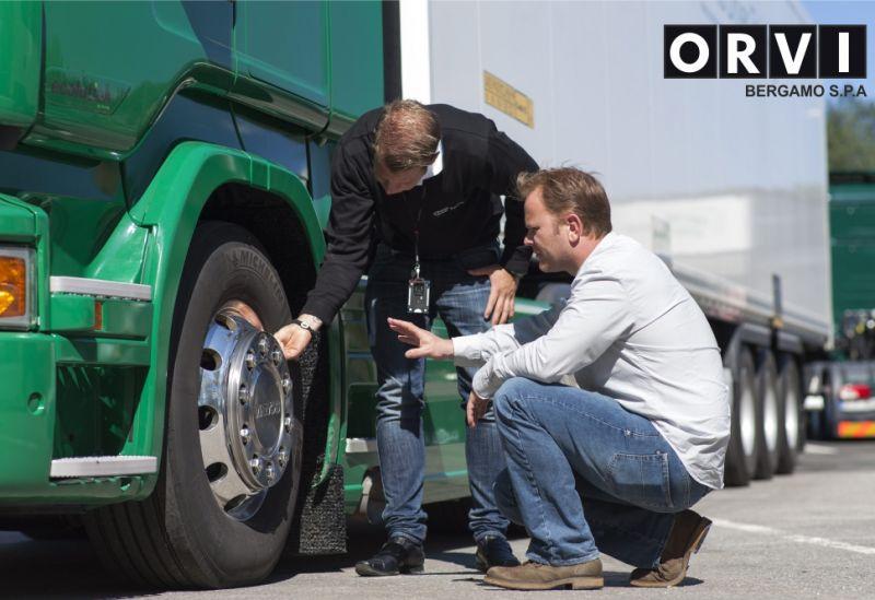O.R.V.I. BERGAMO SPA offerta riparazione vicoli commerciali - riparazione veicoli industriali