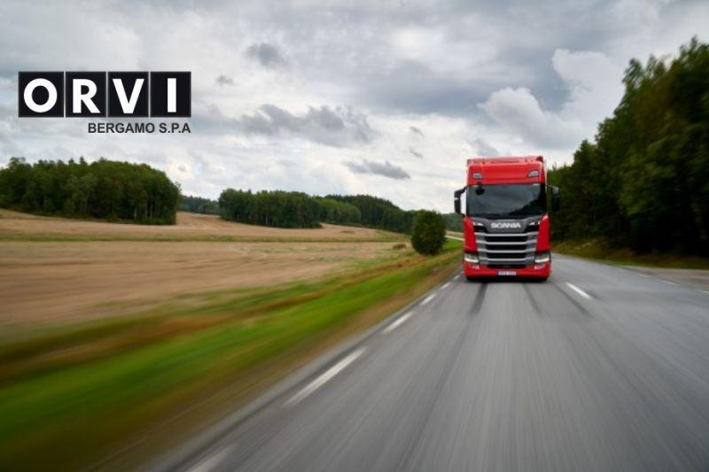 O.R.V.I. BERGAMO SPA offerta camion usati scania - promozione mezzi industriali usato garantito