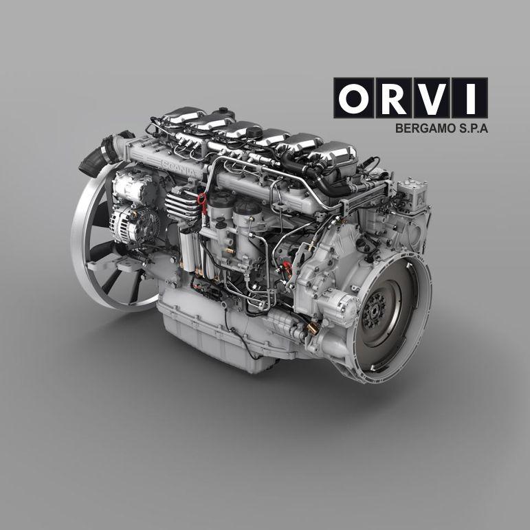 O.R.V.I. BERGAMO SPA offerta ricambi originali scania - promozione ricambi per veicoli industriali