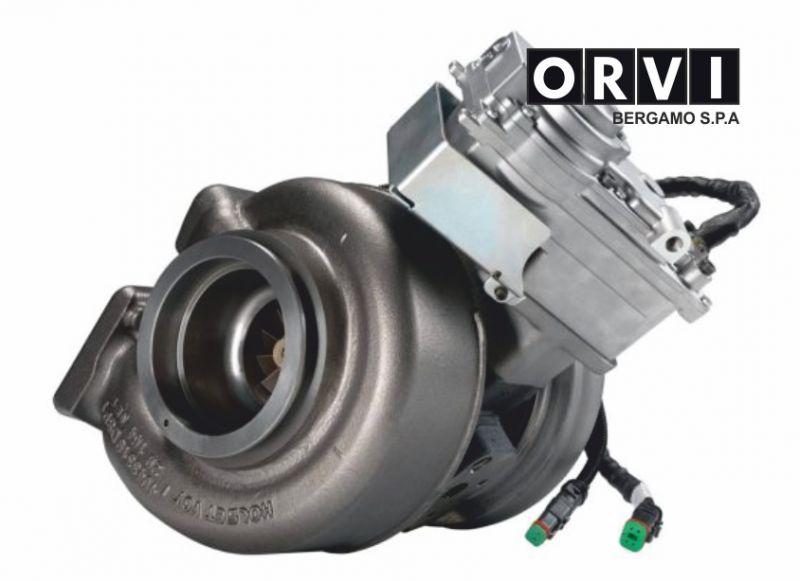 O.R.V.I. BERGAMO SPA offerta gruppi di rotazione pari al nuovo scania - componenti scania rigenerati