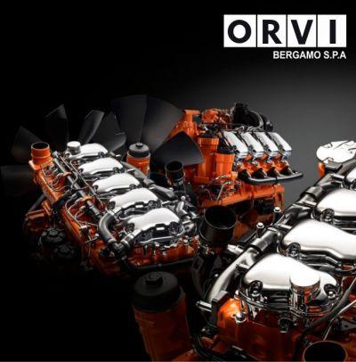 o r v i bergamo spa rivenditore veicoli pesanti scania promozione motori industriali