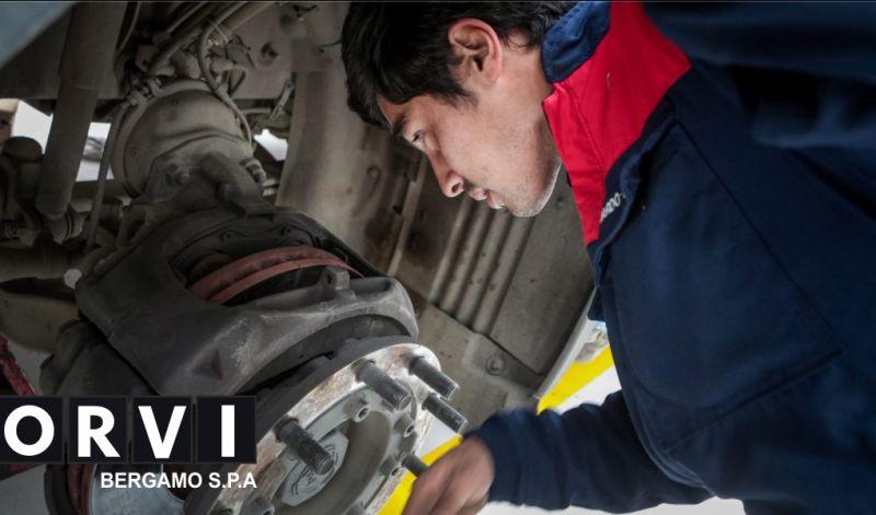 ORVI BERGAMO SPA servizio di manutenzione pianificata scania - promozione assistenza stradale