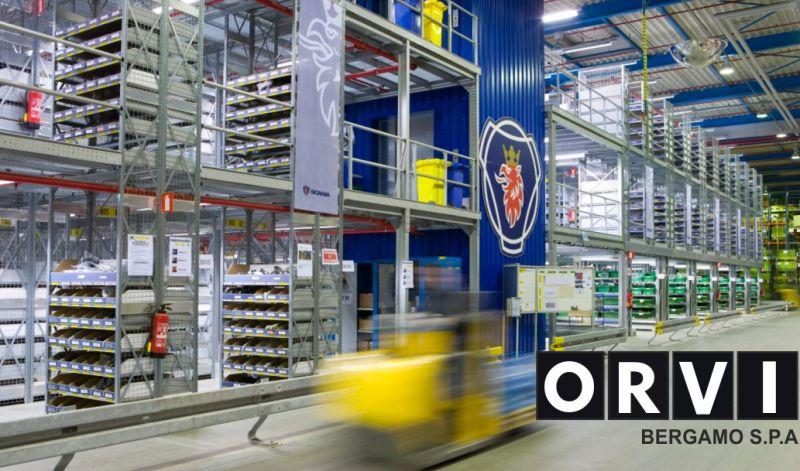 ORVI BERGAMO SPA offerta vendita ricambi scania - promozione ricambi originali garantiti
