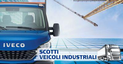 offerta allestimento personalizzato veicoli industriali firenze occasione vendita veicoli commerciali