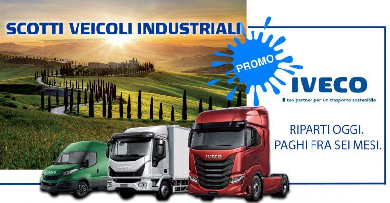 Offerta veicoli Industriali Iveco Empoli - Occasione Vendita Veicoli Commerciali Siena